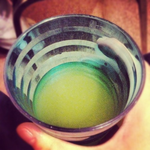 Mar 03.12 NOM drink  (Taken with instagram)