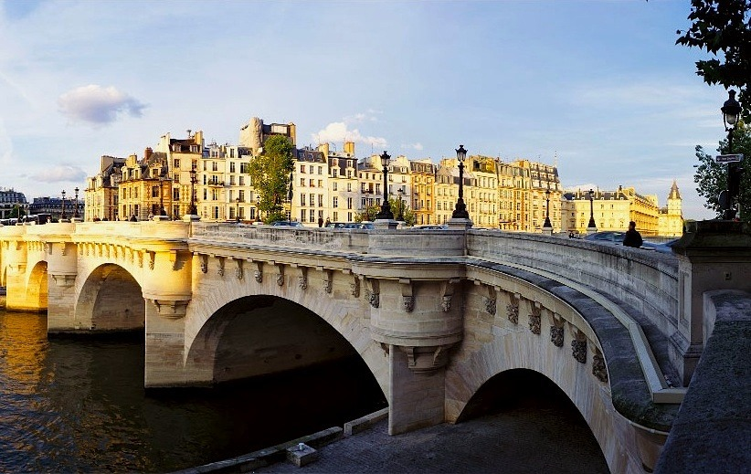| ♕ |  Pont Neuf - Paris  | by © Arnaud Frich photography | via ysvoice