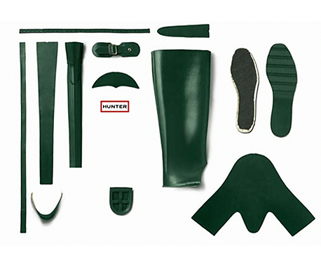 thingsorganizedneatly:  Hunter Boots