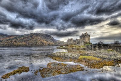mythopoetical:  The Castle of Castles (HDR) by Nik-On! (Very Busy) on Flickr.