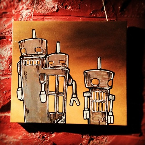 Robots (Taken with instagram)