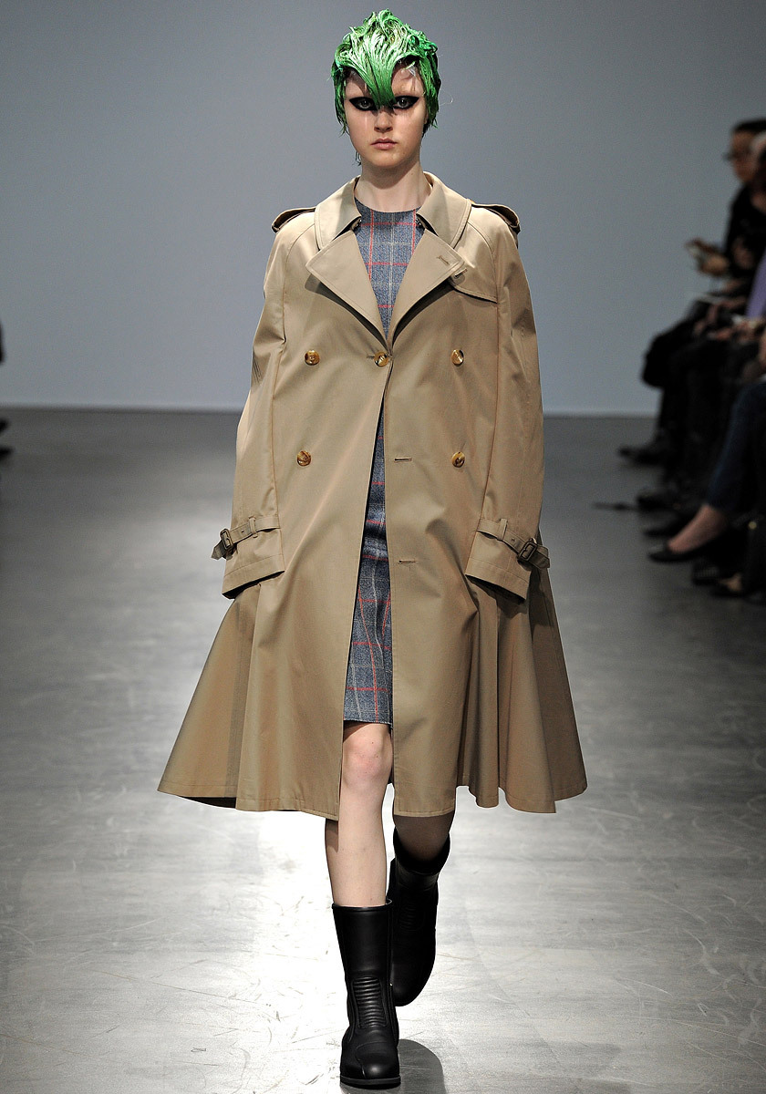 Junya Watanabe Otoño/Invierno 2012 Semana de la Moda de París ….. Junya Watanabe Autumn/Winter 2012 Paris Fashion Week