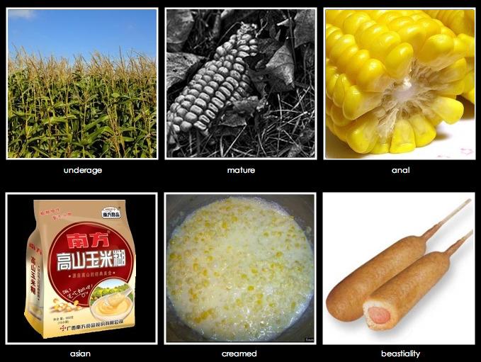 hardcore corn