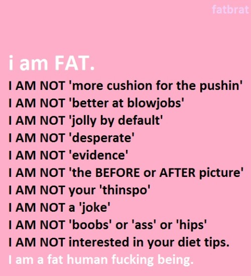 fattyforever:  For real, yo. FOR REAL.