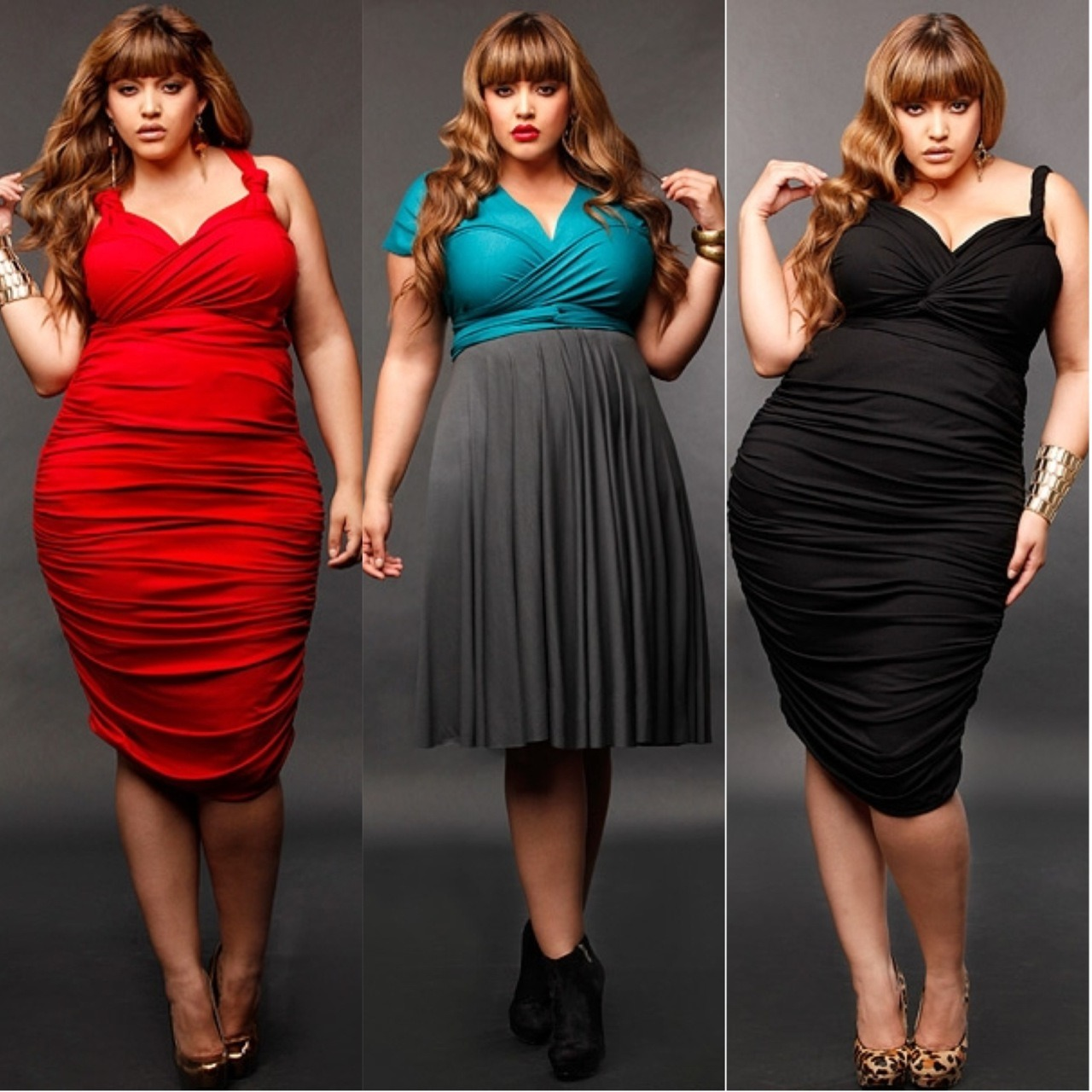 Great styles for dresses!! I just love the intense colors and the silhouettes!!! I had to share!!!!