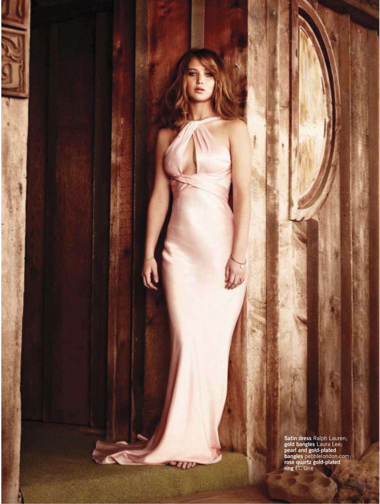 bohemea:  Jennifer Lawrence - Glamour UK by Simon Emmett, April 2012  GIRL, YOUR BODY BE ROCKING