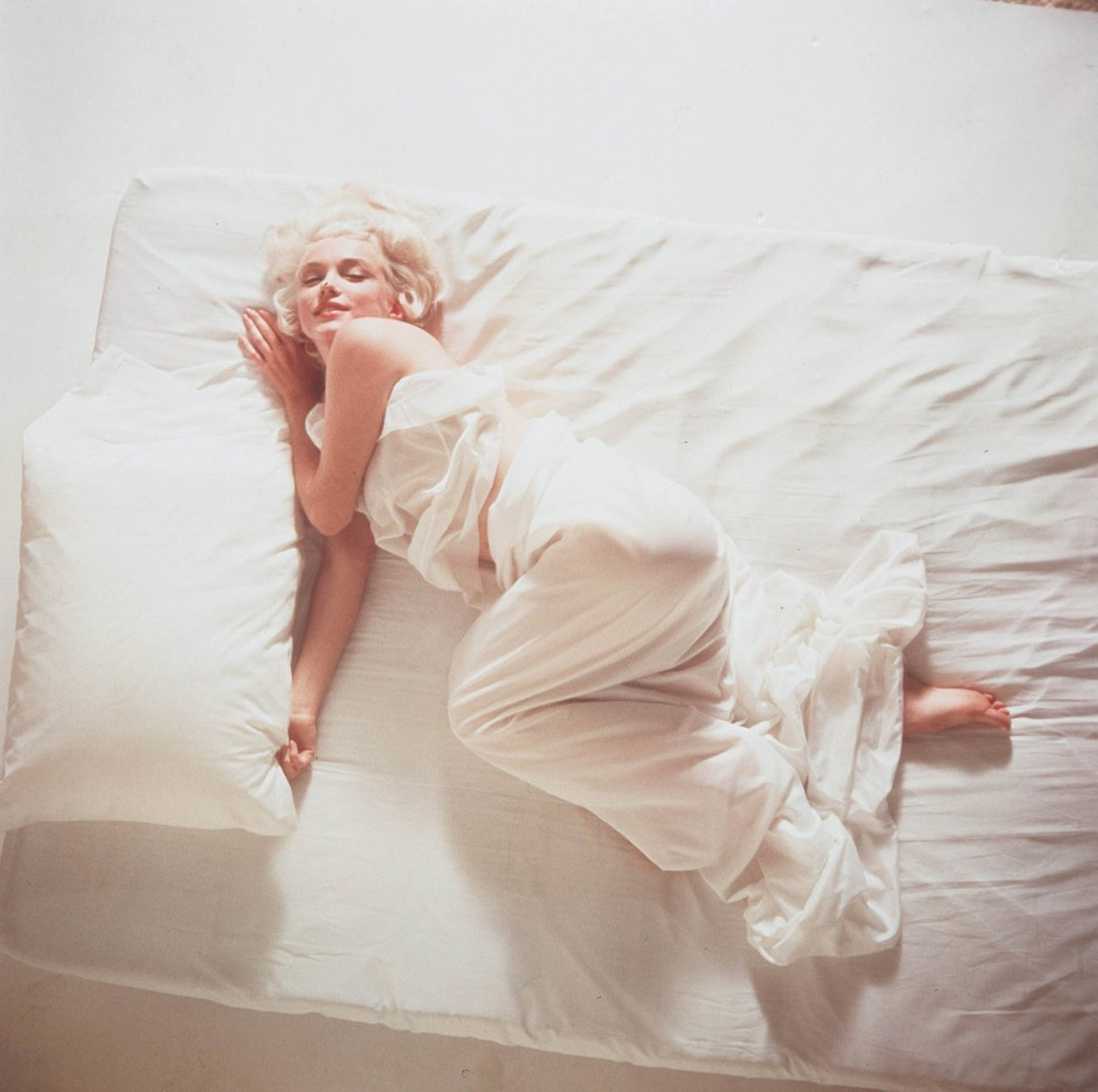 Marilyn Monroe - Look Magazine by Douglas Kirkland, 1961