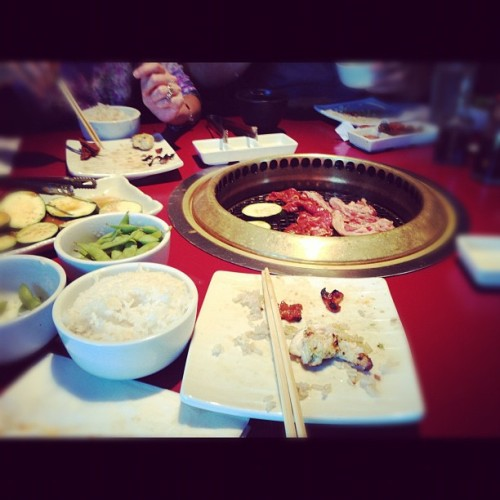#food #allyoucaneat family fun :)  (Taken with instagram)