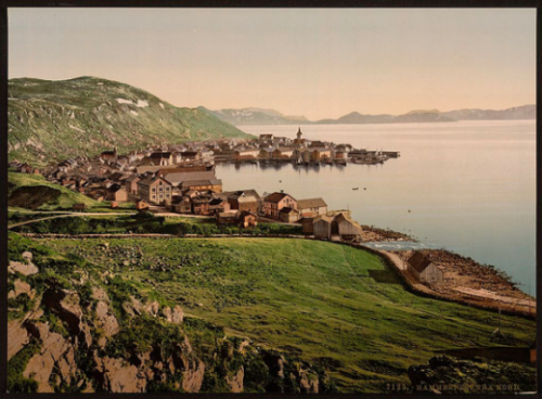 clavicola:  Norwegian Photocroms, 1890-1900.