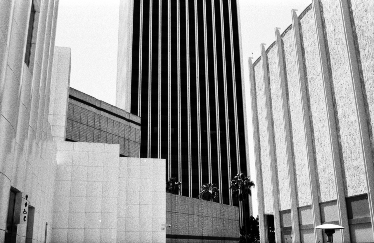 Buildings, Los Angeles; 2011.