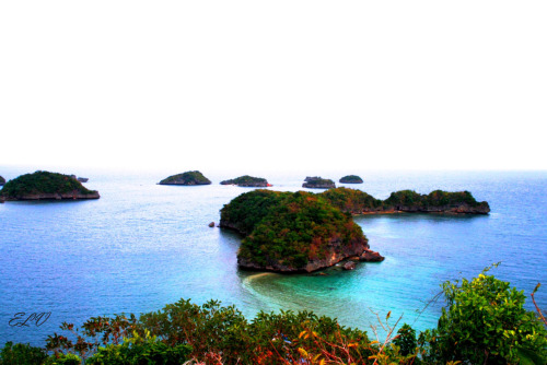 Hundred Islands National Park, Alaminos, Pangasinan.