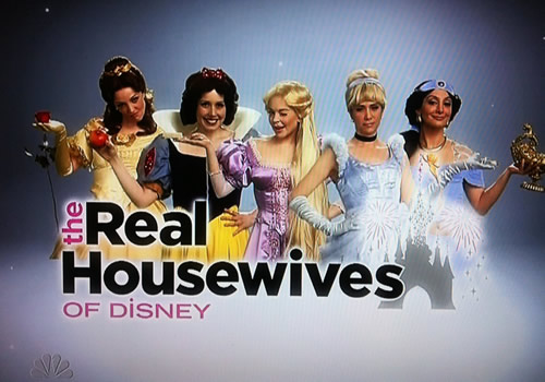 kttheginger:  Real Housewives of Disney