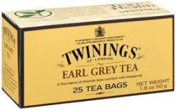 "Earl Grey Tea Charles Grey, 2nd Earl of Grey, was Prime Minister of Great Britain 1830-1836. A beloved origin story claims that one of Grey's men saved the son of a Chinese bureaucrat from drowning, and the grateful father gave the Earl the special blend as a token of his gratitude. A little known detail is that the rescuer demanded the child himself as payment for his good deed, claiming that all his friends had adopted Chinese babies, and he really wanted to fit in. This event is said to have originated the common Chinese proverb, ""Do not trust the white man, for he will steal your child with one hand and start an imperialist opium war with the other."""
