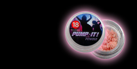 "If you're tired of Spice and Bath Salts, give Pump-It Powder a shot… ""Pump-It Powder"", of course sold as something not for human consumption, is popping up more frequently lately.  Patients exposing themselves to this substance seem to present with symptoms similar to other sympathomimetic and occasionally hallucinogenic substances.  The not-yet-confirmed-but-very-likely-main-ingredient is methylhexanamine, an amphetamine-type substance that has been the functional ingredient in a number of substances used for intoxication and stimulant doping in the past.  Generically you'll see it called methylhexanamine and also dimethylamylamine, or DMAA. For agitation related to intoxication with Pump-It, just treat with fluid, benzos, etc, just like you would for cocaine, meth, bath salts, etc. Keep your eyes open for this…more to come. -Sam"