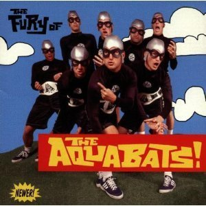 The Aquabats! - My Skateboard