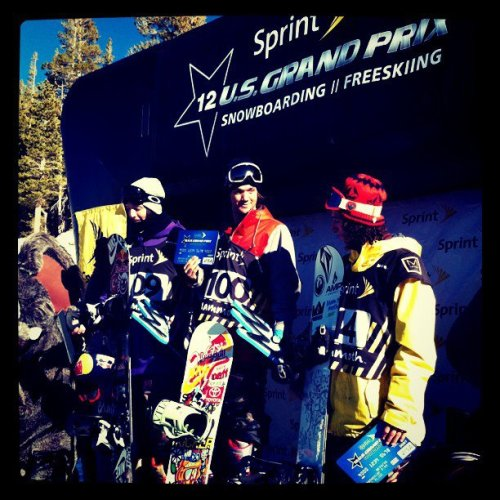 Mammoth GP podium :)