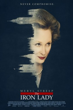 1. The Iron Lady - This successful portrait of the Iron Lady treats its heroine with respect without judging her for her views. Thatcher's strong character and willpower take the stage as the film shows us not necessarily what she achieved, but how she achieved it. Streep's bold performance brings the Lady's spirit to live in her youth, years as a prime minister and nowadays, as an old lady suffering from dementia, the last of which has been given a bit too much attention.  Grade: 8/10.