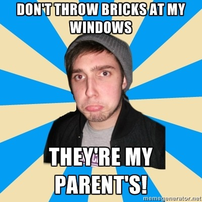 thanks to: bricksatemywindow