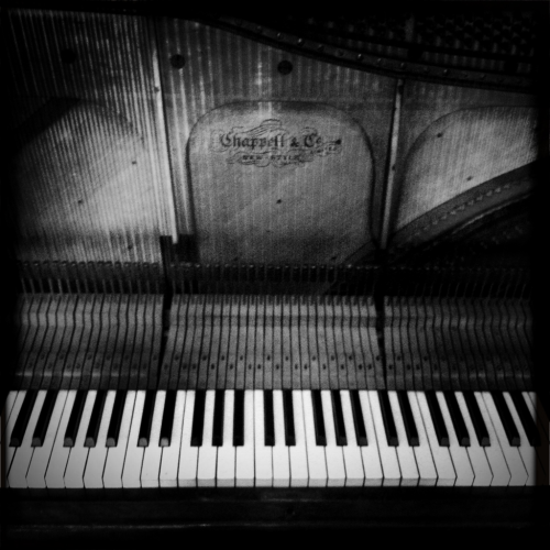 Piano (blackeys super grain)