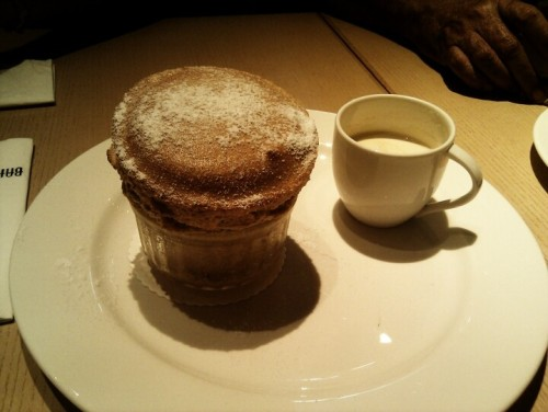Souffle @ Bakerzin (Photo by sutepasu)
