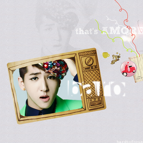 Baro's teaser pic for B1A4's first album IGNITION! also, support B1A4's new single #ThisTimeIsOver ^^