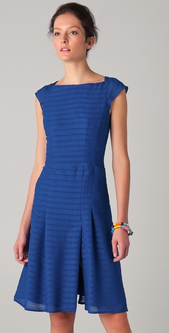 Dress like Rachel Berry: nanette lepore picture day dress $398 from shopbop