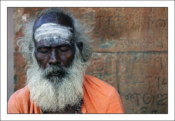 Another Sadhu from Thanjavur - India by Maciej Dakowicz on Flickr.