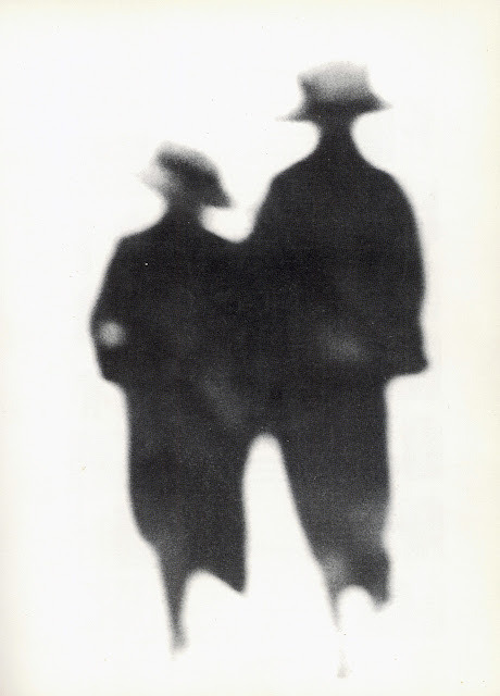 iconoclassic:  silhouettes in the fog, fall–winter 1985–1986, yohji yamamoto, photography jean–françois deroubaix (via abundance: ….)
