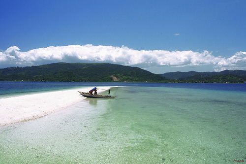Marine Protected Area proves itself in Masbate, Philippines The Buntod Sandbar and Reef Marine Sanctuary was set up in 2OO1 much to the dismay of local fishermen who saw it as a move that deprived them of their livelihood. Dynamite fishing was prevalent, and Masbate City's Mayor, Socrates [I'm not even joking] Tuason said that it had been hard to convince the fishermen of the fact that the long-term benefits outweighing the short term.  It's a common issue with trying to set up MPAs in countries like the Philippines. People depend sometimes solely on the sea to live. For some, providing each meal is a struggle. It's easy to see how the desperation for tomorrow's dinner drowns out the [to them] unproven advantage of an MPA.  Five years later, it was proved. There was a noticeable difference and now it is reported to be one of the two top marine reserves in the country. Groupers, Yellow Fin and Albacore Tuna have returned to the sanctuary much to the delight of the fishermen who can fish in the spill-over zones. This leaves a protected breeding population untouched in the sanctuary.  Other towns in the region have taken a leaf out of Masbate's book and set up their own marine sanctuaries. For too long marine sanctuaries haven't gotten the attention they deserve, both from local and international communities. They have proven time and time again that they work both socially and environmentally. Managed correctly, it is sustainability itself.  The best part is our good friend Socrates has declined to open the area to commercial development because he fears that it would lead to the sanctuaries destruction. However, tourists are allowed to come and see their conservation efforts in action.  It's an exciting time for marine conservation in the Philippines. Eyes are slowly being opened to the need and the urgency to protect the centre of marine biodiversity, and with proven results from Apo Island and now Masbate and nearby Bugsayon, I hope the whole country throws it's weight behind MPAs.  Now all we have to do is spread the word.  Article/Photo