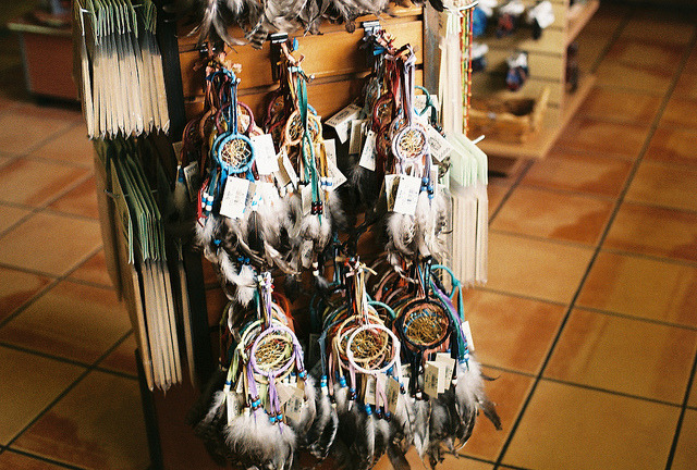 gildings:  dream catchers by Katie Florek on Flickr.