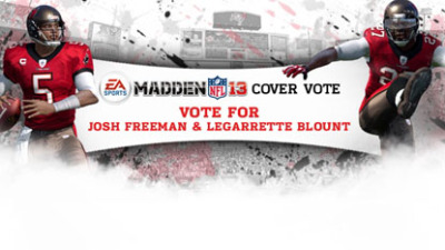 Which Buccaneer Representative do you want on the Madden Cover