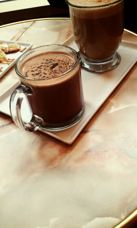 fuckyeahfoodstuff:  java mocha at leonidas cafe