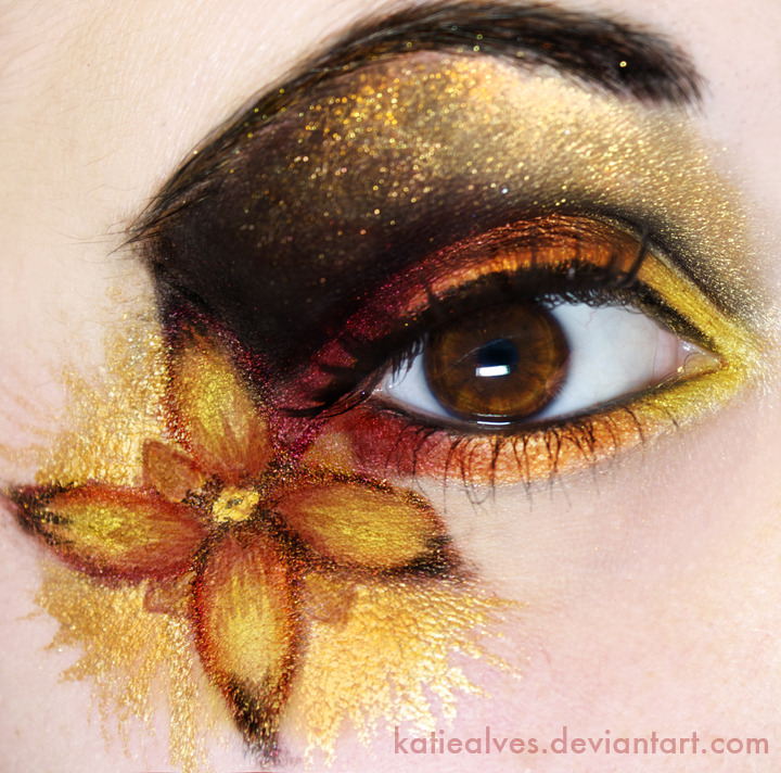 "katiealves:  This is my first entry into MakeupBee's competition with Sugarpill. You can submit as many design as you like, so I apologize in advanced because I'm going to keep making them! XD  The top 10 designs will be chosen by the most ""likes"". So if you'd like to like this design here's the link. https://www.makeupbee.com/look.php?look_id=27754&qbt=userlooks&qb_lookid=27754&qb_uid=15359"