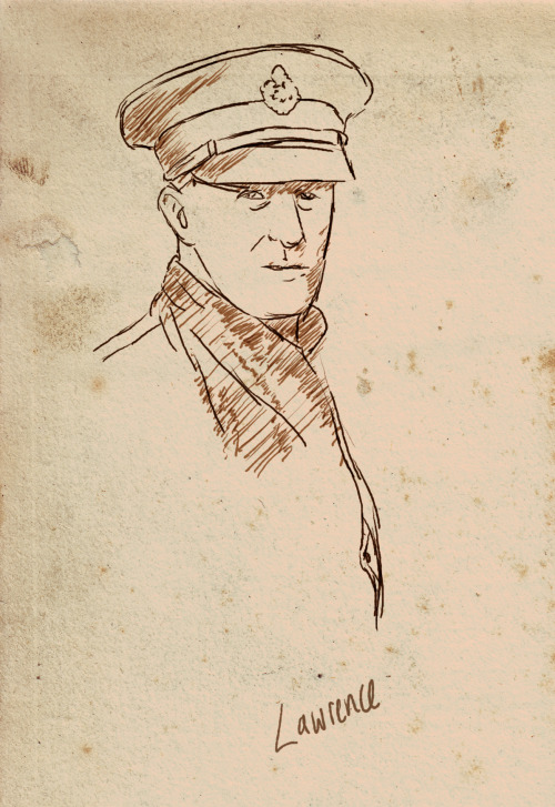 apiphile:  T. E. Lawrence (as T. E. Shaw).