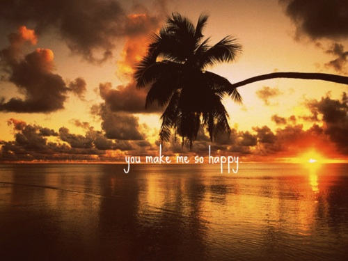 you + the beach simply make this true.
