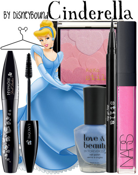 disneybound:  Get the look!
