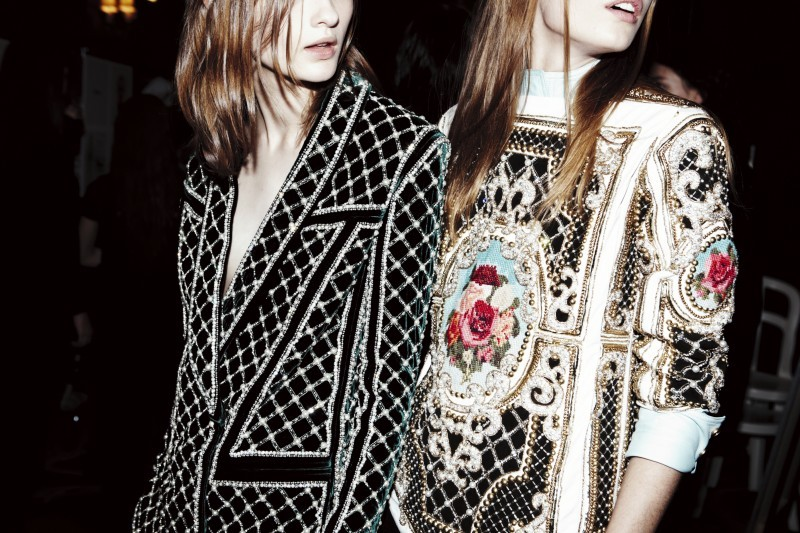 Paris, Fall/Winter 2012Balmain