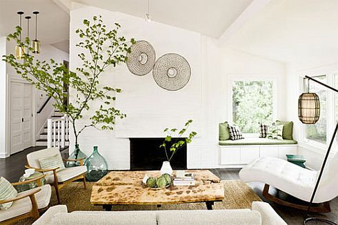 love that window seat (via İnterior Photos)