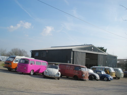 As of the 1st March 2012 Southern Kombi Parts (SKP) becomes Sussex Kampers Ltd. Due to the increase in demand for our workshop services we have created the Sussex Kamper Workshop where we have given the workshop a chance to stand on its own and continue to offer top quality restorations as well as a full range of services for your vw camper, vw beetle and anything else VW right up to the latest vw golf also including servicing on your commercial vw. We still continue to offer our usual great quality import parts through Sussex Kamper Parts.