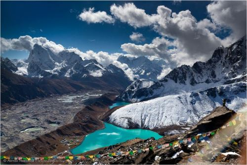Sagarmatha National Park, Nepal.