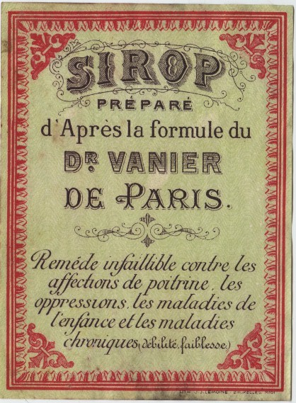 French ephemera.