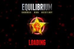 Equilibrium: Loading screen