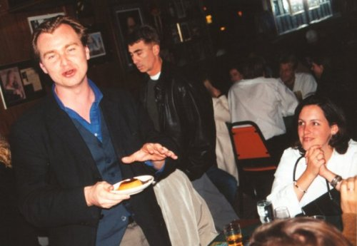 Christopher Nolan and Emma Thomas. The early years.