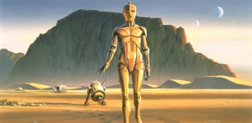 laughingsquid:  Visionary Star Wars Artist Ralph McQuarrie Dies at 82 | Geekosystem