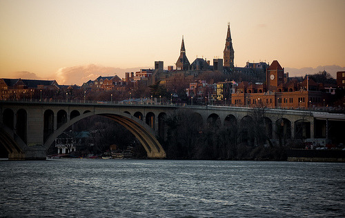 the-modus-operandi:  Georgetown.  home.