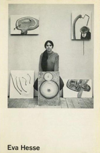 Exhibition Catalogue: Eva Hesse 1965
