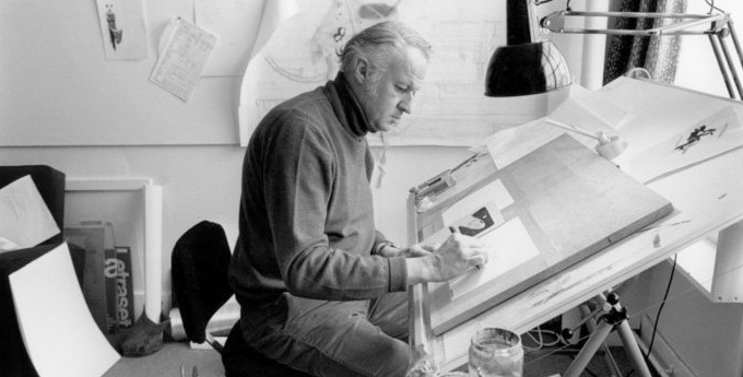 RIP Ralph McQuarrie (June 13, 1929 – March 3, 2012)