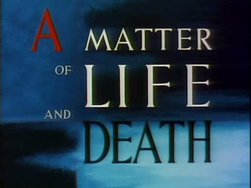 A Matter of Life and Death by Michael Powell & Emeric Pressburger - 1946
