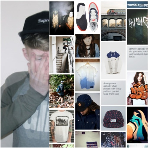 on tintin1's blog i spotted a mixture of girls, street style, supreme, nikes and upper brands like norse projects. TINTIN1.TUMBLR.COM