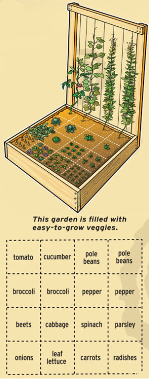 (via square foot garden)